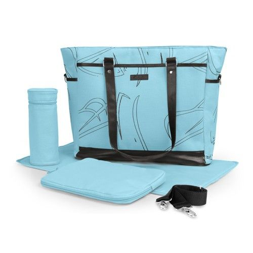 Hauck Sammy Changing Bag (Blue)