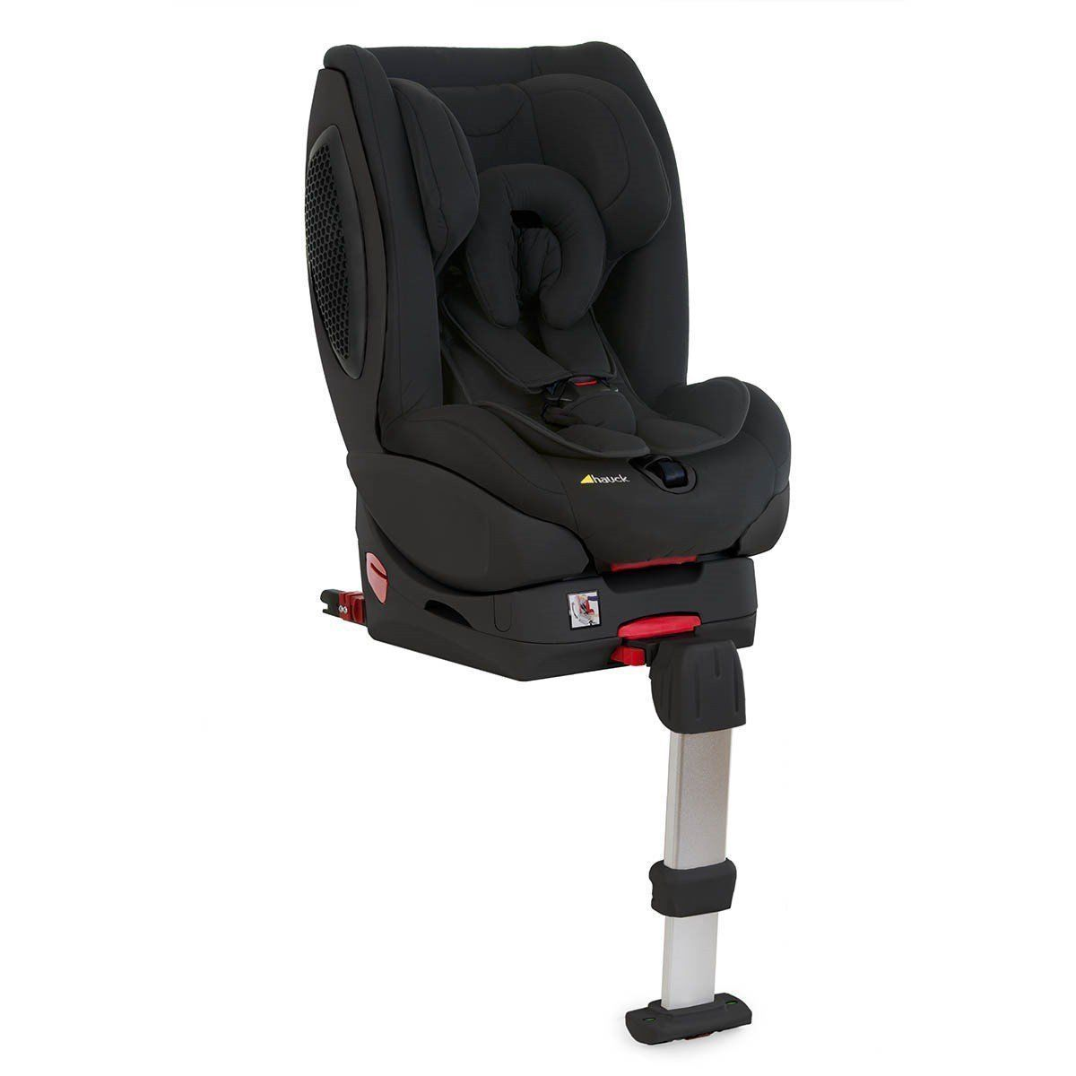 new hauck varioguard plus isofix 2 way carseat black edition from 0 upto 18kg. Black Bedroom Furniture Sets. Home Design Ideas