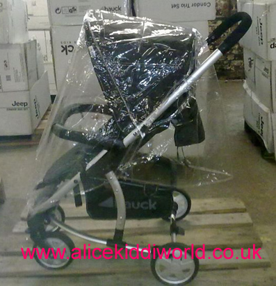 New RAINCOVER FOR Hauck PUSHCHAIR MALIBU MANHATTAN,CAPRI,I'coo,Condor, Eagle etc.